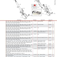 Massey Ferguson 240 Parts Diagram Fender Precision Plus Wiring Front Axle (page 57) | Sparex Lists & Diagrams Malpasonline.co.uk