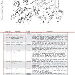 Massey Ferguson 175 Parts Diagram Pioneer P1400dvd Wiring Transmission & Pto (page 228) | Sparex Lists Diagrams Malpasonline.co.uk