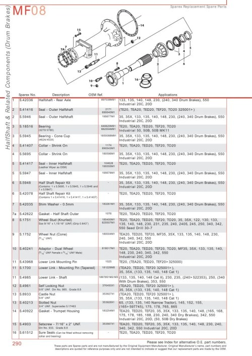 small resolution of massey ferguson 302 wiring diagram wiring library rh 4 mac happen de ferguson 30 wiring diagram massey ferguson backhoe bucket