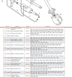 case ih catalogue front axle page 28 sparex parts lists hydraulic cylinder pressure case ih 685 hydraulic pump diagram on [ 893 x 1263 Pixel ]