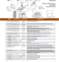 parts lists fiat steering page 13  [ 893 x 1263 Pixel ]