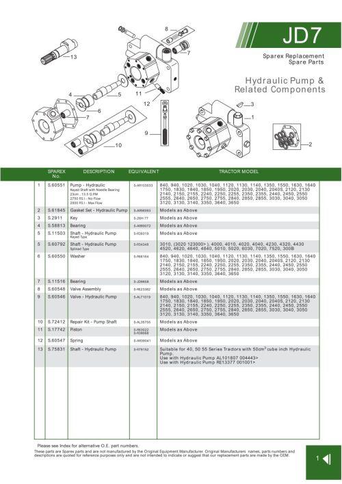 small resolution of john deere 1020 hydraulic schematic parts john tractor john deere 1020 wiring