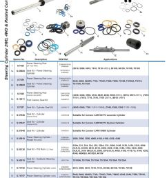 parts lists ford front axle page 56  [ 893 x 1263 Pixel ]