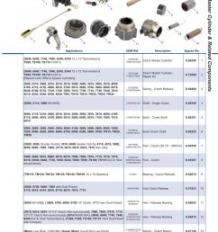 parts lists ford clutch page 183  [ 893 x 1263 Pixel ]
