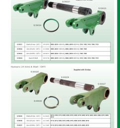 parts lists oe new products front cover page 29 section front cover starter motors  [ 893 x 1263 Pixel ]