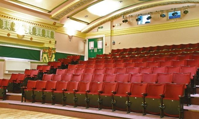 CARMARTHENSHIRE-miners-theatre-Ammanford