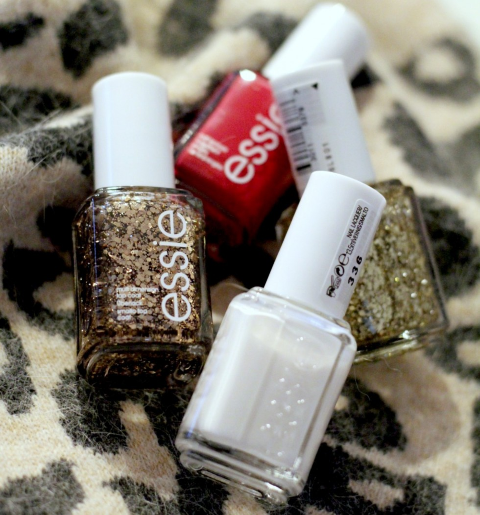 Essie winter 2014 luxeffects
