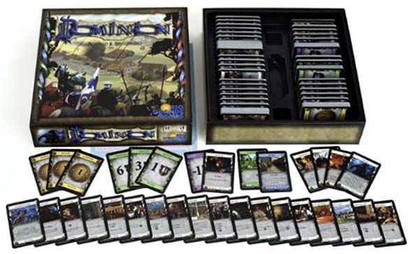 Dominion Deck Building Game – Best Game of Last 10 Years