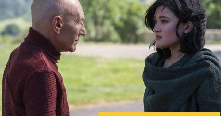 SDCC 2019: A FIRST TRAILER FOR THE STAR TREK PICARD SERIES