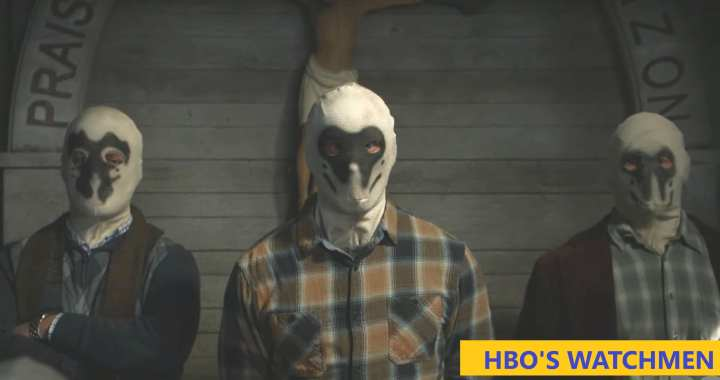SDCC 2019: NEW TRAILER FOR THE WATCHMEN SERIES