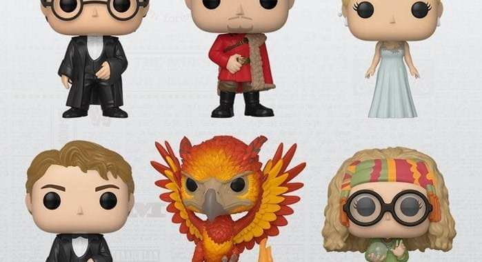 MORE HARRY POTTER MERCH ON THE WAY AS FUNKO RELEASES BACK TO BACK WAVES