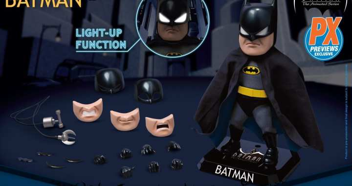 Batman the Animated Series is back with this New PX Exclusive Figure