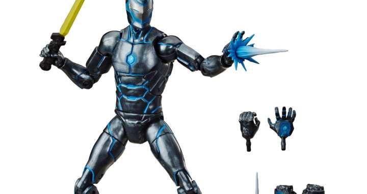 Marvel Legends Stealth Suit Iron Man Sneaks Into MaltaComics