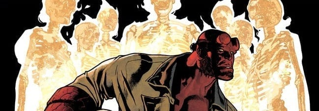 Hellboy & the B.P.R.D. One-Shot To Be Released In December