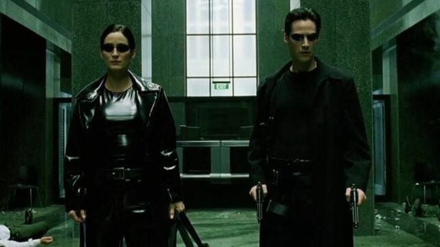 Keanu & Carrie Are Back for the 4th Matrix Installment!