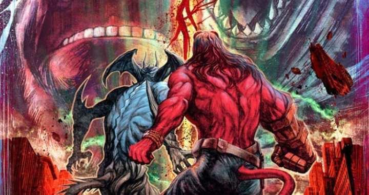 Hellboy & Devilman Team-up in Japan!
