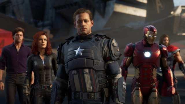 Square Enix's Avengers