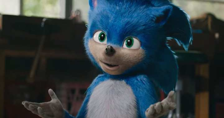 Why was Sonic the Hedgehog release delayed?