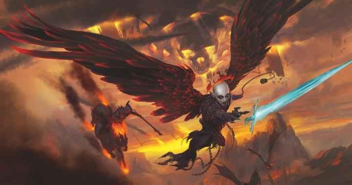 Baldur's Gate: Descent Into Avernus Released