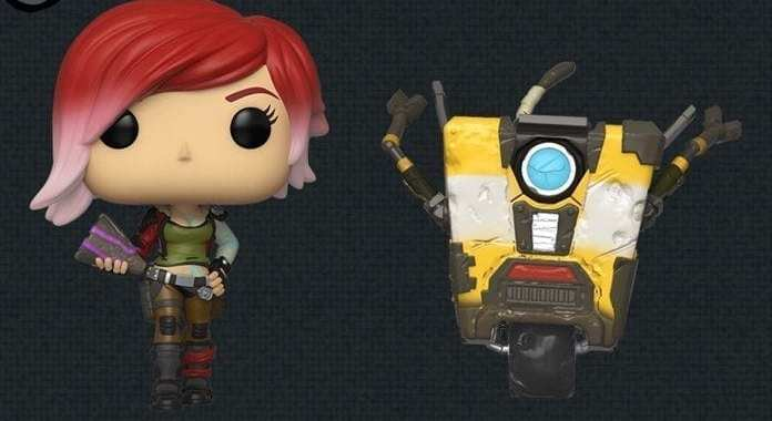 Funko Borderlands 3 Lilith and Claptrap Pop Figures Up For Preorder