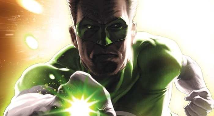 Green Lantern #10 Full Review