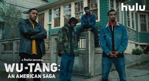 Wu-Tang: An American Saga– Latest Hulu Series