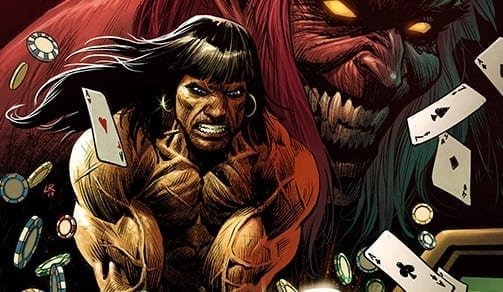 Conan Meets the Marvel Universe in Conan: Battle for the Serpent Crown