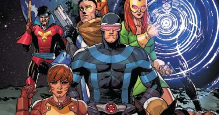 Check Out the New Trailer for X-Men #1