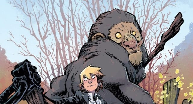 Matt Kindt and Matt Smith's Folklords #1 Sells Out Before it Hits Shelves