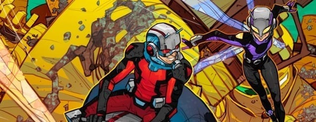 Ant-Man is Back and Better Than Ever