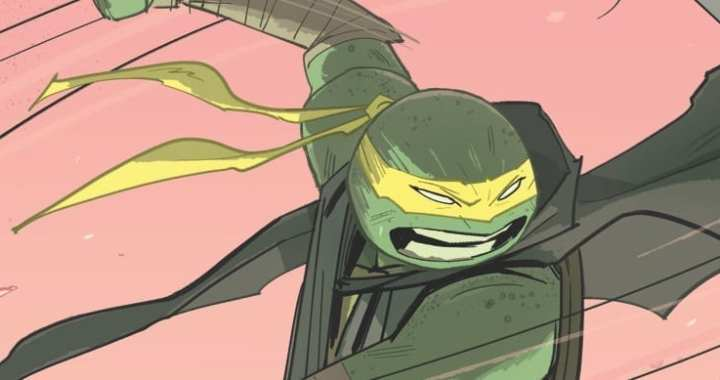 New Ninja Turtle Jennika To Headline All-New TMNT Miniseries