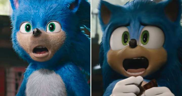 New Trailer for Sonic the Hedgehog with New Sonic Design!