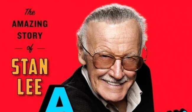 'A MARVELOUS LIFE: THE AMAZING STORY OF STAN LEE'
