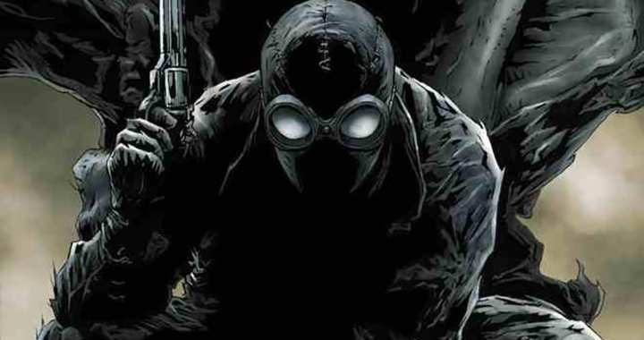 Spider-Man Noir Takes a New Case in 2020