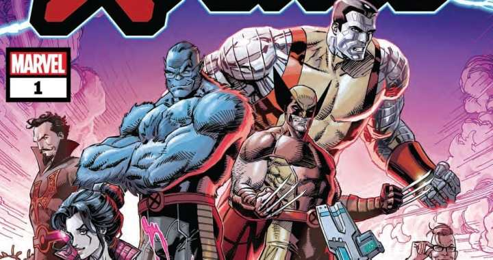 The High Price of a New Dawn in the X-Force #1 Launch Trailer