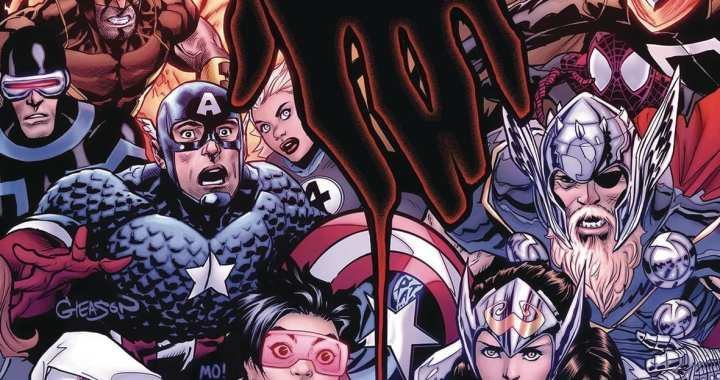 The Marvel Universe Comes Together in the Incoming #1 Trailer