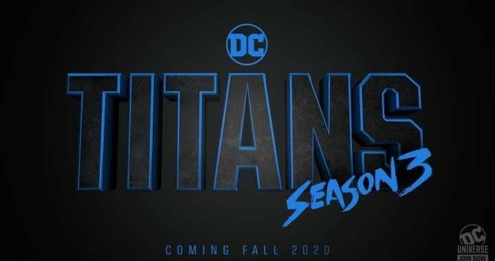 Titans Renewed For A Third Season