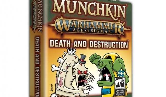 TWO MORE 'MUNCHKIN' EXPANSIONS FROM STEVE JACKSON GAMES
