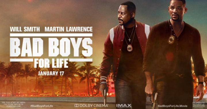 'Bad Boys for Life': Film Review