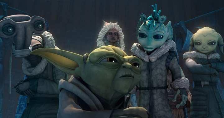 Final Season of Star Wars: The Clone Wars Begins February 21 on Disney+