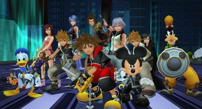 Classic KINGDOM HEARTS Adventures Released on Xbox One