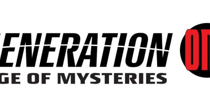 DC Announces Generation One: Age of Mysteries