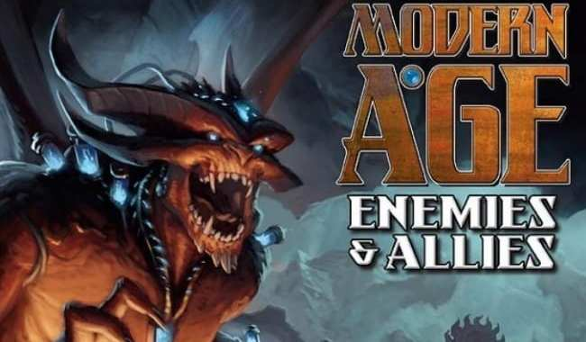 NEW NPC ENEMIES AND ALLIES COME TO 'MODERN AGE'
