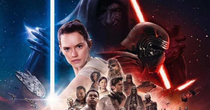 Every 'Star Wars' feature film will be on 4K Blu-ray in March!