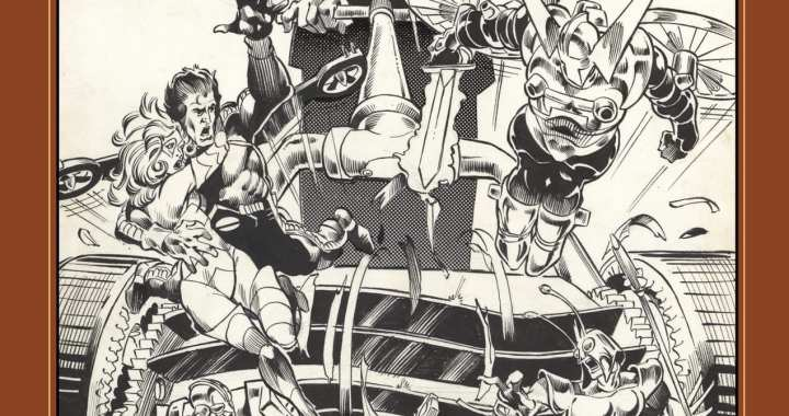 Michael Golden's Micronauts AE Celebrates the Masterful Illustration of Miniature Heroes