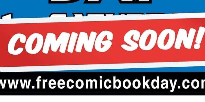 Free Comic Book Day 2020 Postponed