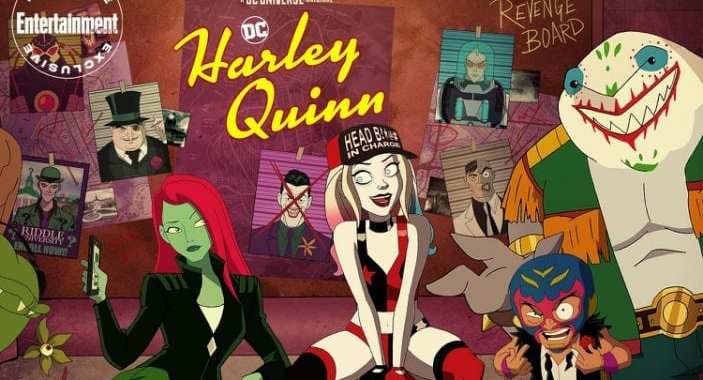 'Harley Quinn' season 2 trailer introduces new characters including Catwoman