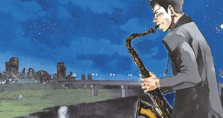 Seven Seas Jazzes Things Up with License of BLUE GIANT Manga Series