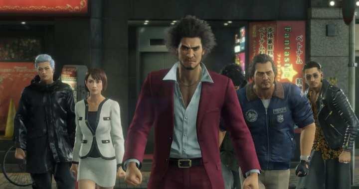Yakuza: Like a Dragon Sells Over 400,000 Copies in Asia