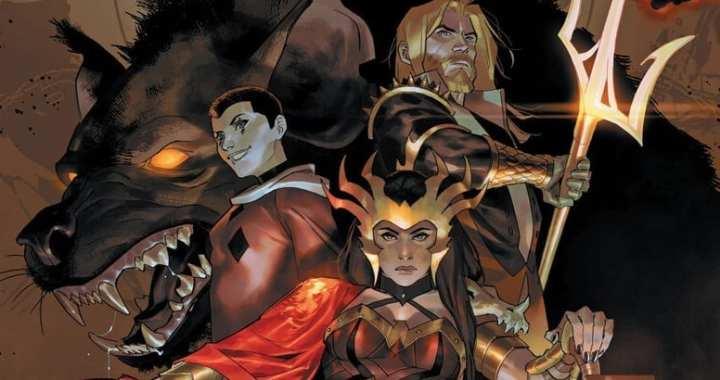Dark Nights: Death Metal Expands in August